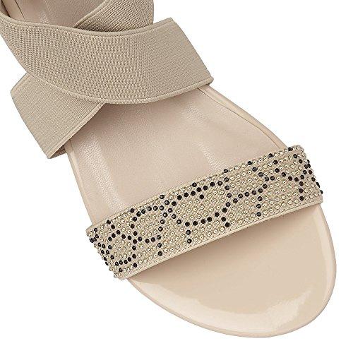 Lotus raffaela lucidi & elastici sandali