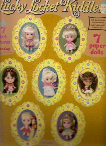 Lucky Locket - Lucky Locket Kiddles Paper Dolls