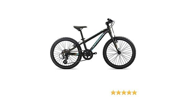 Orbea MX 20 Dirt - Bicicleta infantil, 24 pulgadas, color negro ...