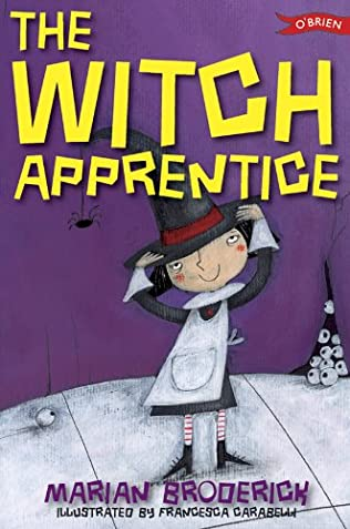 book cover of The Witch Apprentice