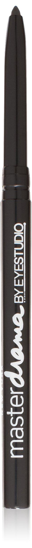 Maybelline New York Eye Studio Master Drama Cream Pencil Liner, Midnight Master 400, 0.01 Ounce, 1 Count