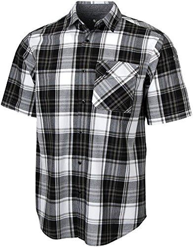 LA Police Gear Terrain Casual Button Up (Gear Short Sleeve Shirt)