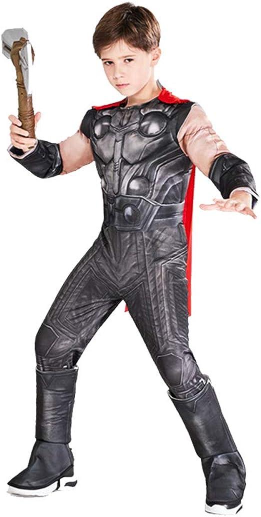 YaYang - Disfraz de Thor Cosplay para Hombre, para Adultos y niños ...