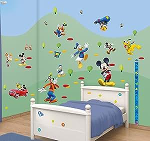 Walltastic 5060110000000 producto de decoraci n infantil for Amazon decoracion pared