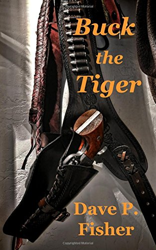book cover of Buck the Tiger
