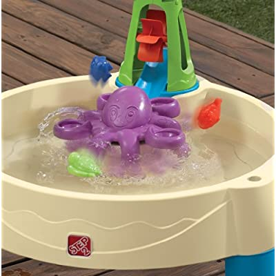 Step2 Wild Whirlpool Water Table: Toys & Games