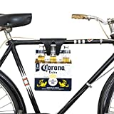 Six-Pack Bike Cinch (Bicycle Beer Carrier) Handmade by Hide & Drink :: Black