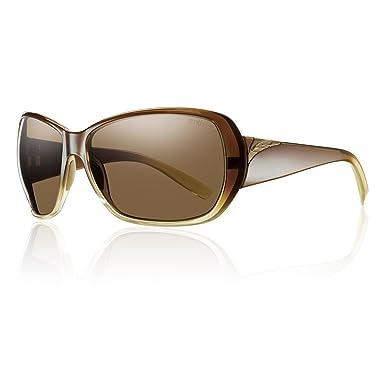1b7aa9c364c0c Smith Hemline Sunglasses - Women s - Polarized Root Beer Fade Polar Brown