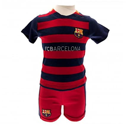 Baby - Ropa bebé   Juego Corto (9 - 12 meses) - Camiseta oficial del ... 90f33754e3e