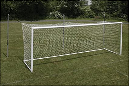 49946142d Image Unavailable. Image not available for. Color: Pro Premier World  Competition Soccer Goal ...