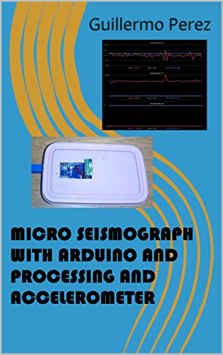 Amazon com: MICRO SEISMOGRAPH WITH ARDUINO AND PROCESSING
