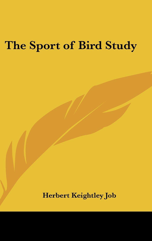 Download The Sport of Bird Study PDF