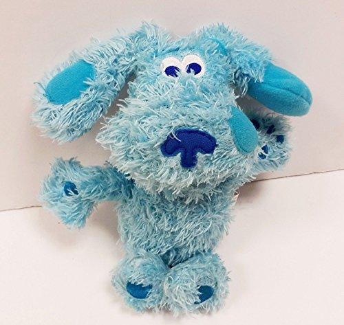 blues clues blue plush