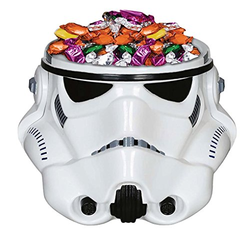 Faery Nice Things Star Wars Star Wars Stormtrooper Candy Bowl - Party Decoration]()