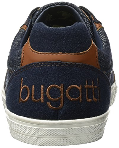 Blue Navy Blue Top Sneakers 423 Low 423 Men K48016v6 Navy 423 Bugatti OwqSaa