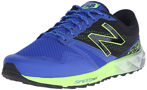 NEW BALANCE MT690 Hombres Trail running Zapato 'Pacific/Black'