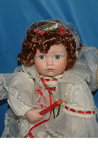 Angel Littlest Doll (Ashton-Drake '94 Musical Doll Littlest Angel (Holiday) 13' Lot1556)