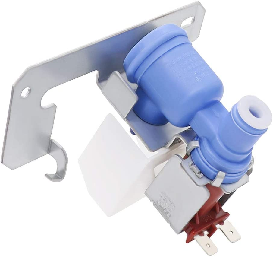 Appliancemate WR57X10033 Refrigerator Water Valve Replacement with Guard