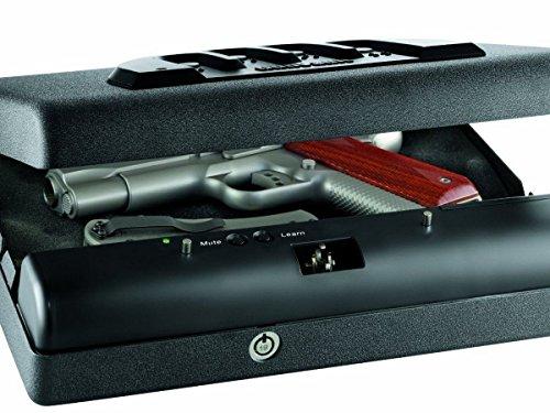 Gunvault - MicroVault Std Home Gun Safe