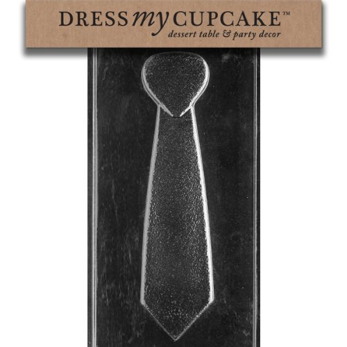 Vestido mi Cupcake dmcd300 Chocolate Candy Mold, Gran corbata por ...