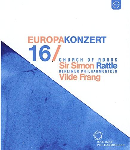 Europakonzert 2016 (Blu-ray)