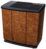 AIRCARE H12-400HB 3-Speed Whole-House Console-Style Evaporative Humidifier, Oak Burl