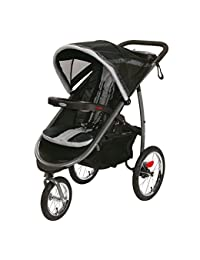 Graco Fastaction Fold Jogger Click Connect Stroller, Gotham BOBEBE Online Baby Store From New York to Miami and Los Angeles