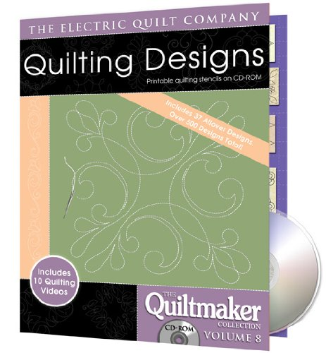 The Quiltmaker Collection Volume 8 (Quiltmaker Collection)