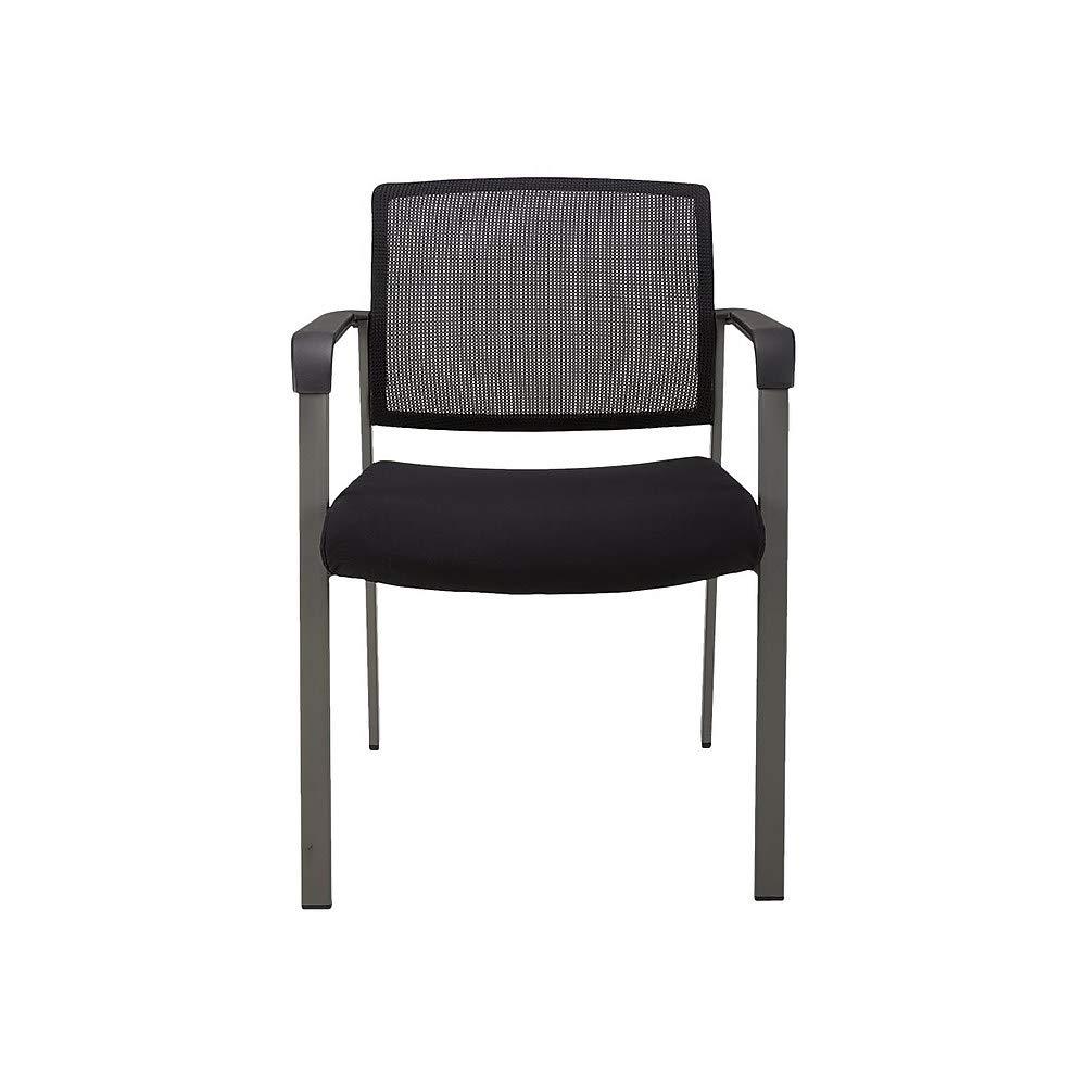 Staples 1678497 Esler Mesh Guest Chair Black