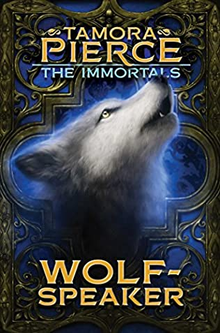 book cover of Wolf Speaker