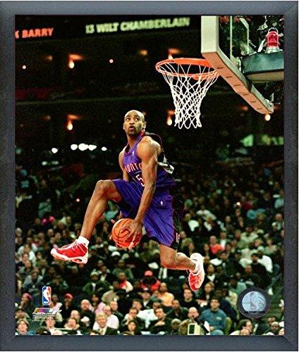 Vince Carter Toronto Raptors NBA Slam Dunk Action Photo (Size: 12