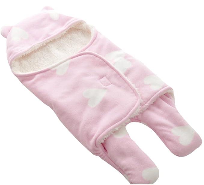 Samgu - Saco de Dormir - para bebé niña Style 1 Talla única: Amazon.es: Ropa y accesorios