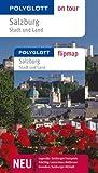 Salzburg  Stadt und Land: Polyglott on tour mit Flipmap
