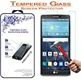 Screen Protector,Nacodex® For LG G Vista 2 Premium Ballistic Tempered Glass Screen Protector (For LG G Vista 2)