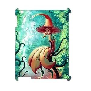 HB-P-CASE DIY Design Fairy Pattern Phone Case For IPad 2,3,4