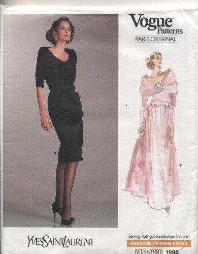 Vogue Prom Dress Patterns - 8