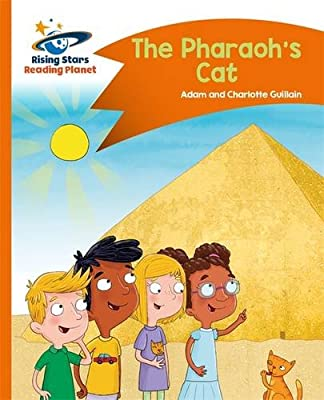 Reading Planet - The Pharaoh's Cat - Orange: Comet Street Kids