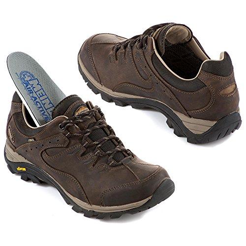 Meindl CARACAS GTX - Zapatillas de senderismo para hombre marrón