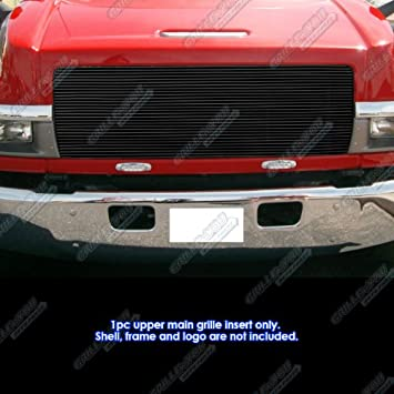 Aluminum Billet Grille 2003-2009 GMC Topkick C5500//C4500 Commercial Truck