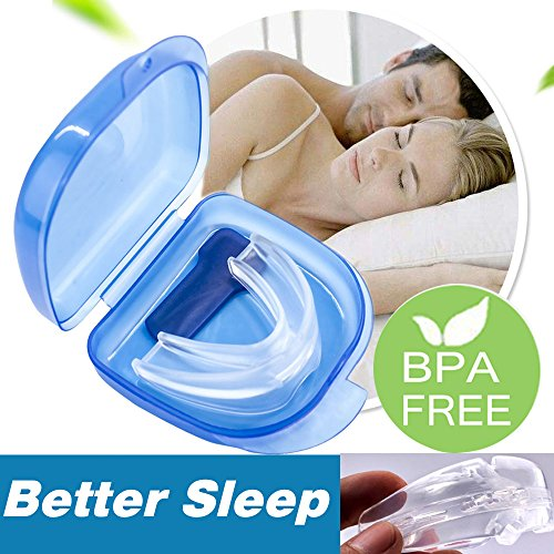Joruby 2018 UPGRADED Anti Snoring Aids Snore Reducing for Natural and Comfortable Sleep