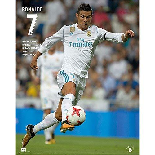 Grupo Erik editores MPGE0213–2017/2018Case Real Madrid Ronaldo–40cm X 50cm Mini Poster ()