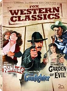 Fox Western Classics (Rawhide / The Gunfighter / Garden of Evil)