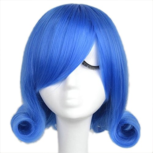 Juvia Lockser Halloween (Xcoser Fairy Cosplay Tail Juvia Lockser Anime Wig Hair for)