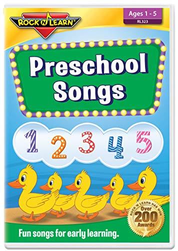 (ROCK N LEARN Preschool Songs DVD - Fun Songs for Early Learning.)