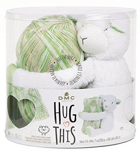DMC Hug This Lamb Yarn Kit by Energi8_mar