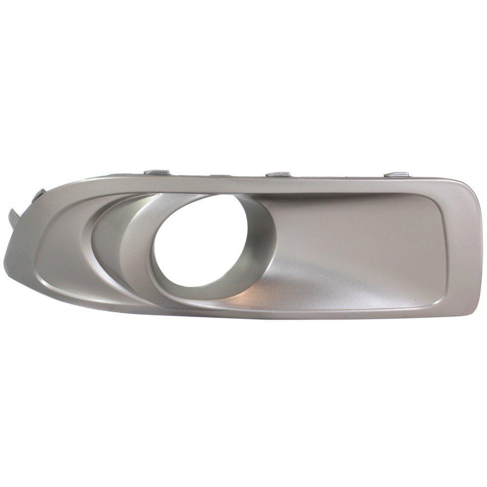 Evan-Fischer EVA2437201054 Fog Light Trim for Outback 10-12 Molding W/Hole Right Side