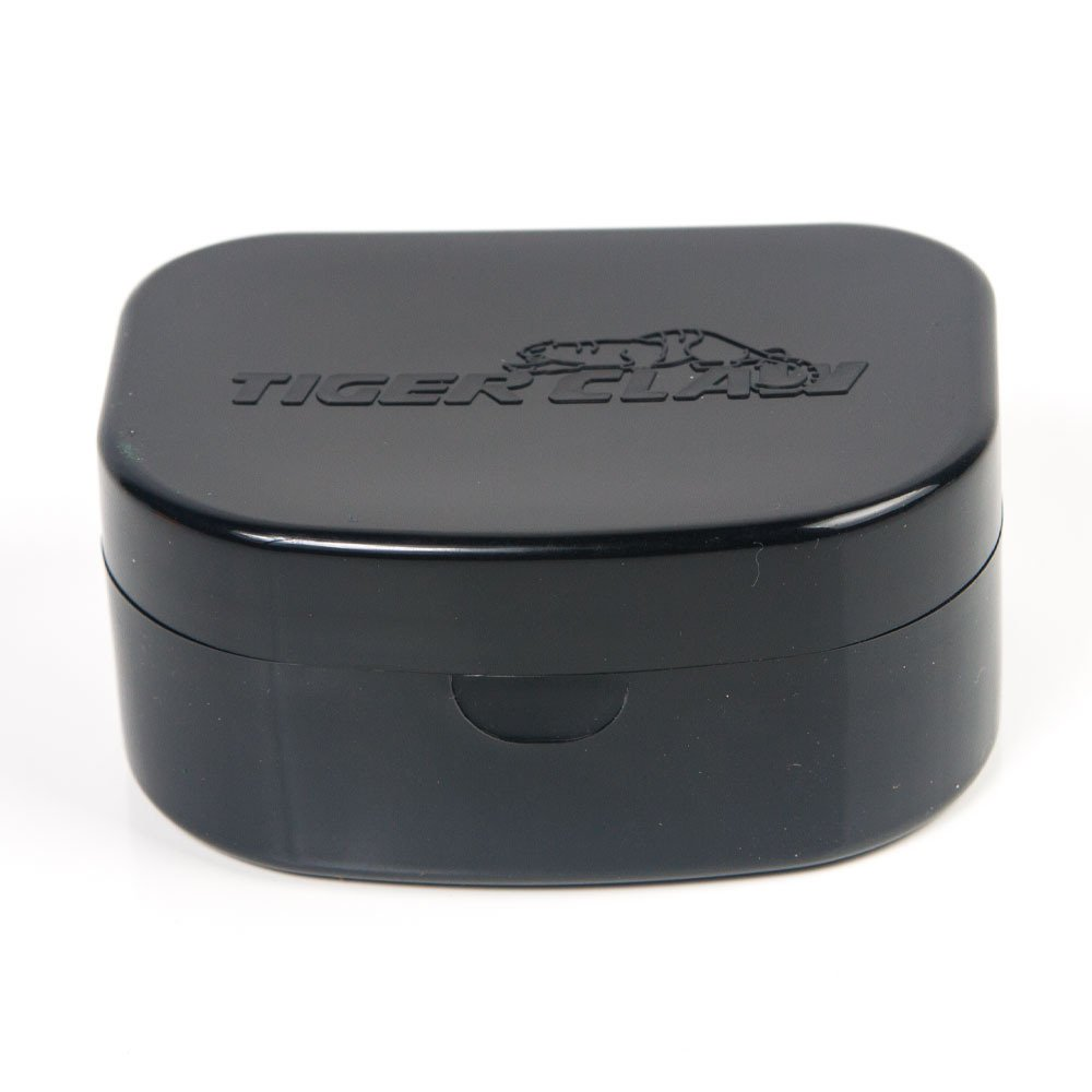 Tiger Claw Mouth Guard Case - Black
