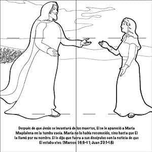 Amazon Spanish Jesus Lives Gospel Tract For Children