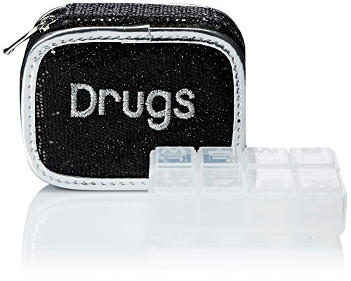 - Miamica Travel Pill Case, Assorted Styles