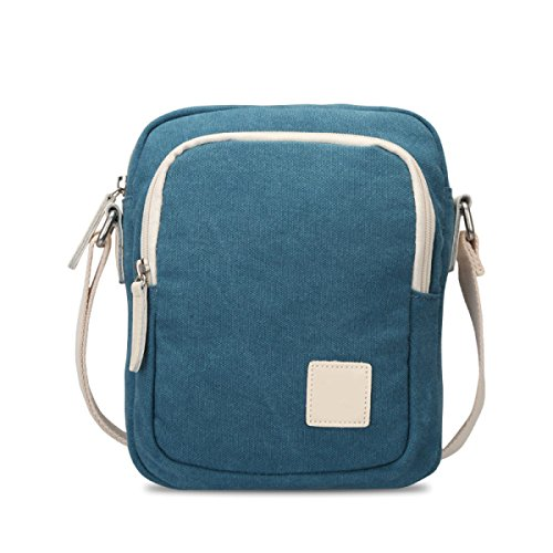 Onorevoli Canvas Messenger Shoulder Bag College Business Ipad,C-OneSize